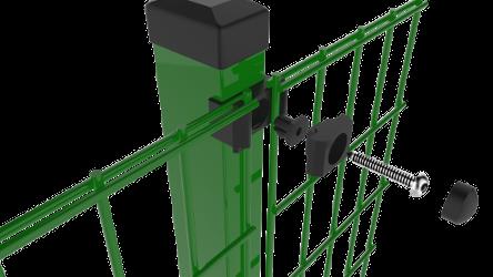 łączniki ogrodzeń